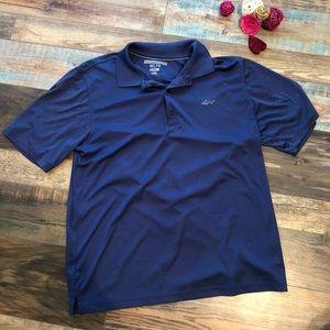 Greg Norman Ml75 blue polo size L